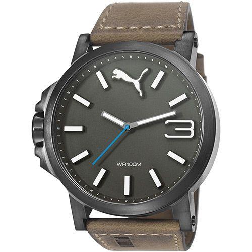 5a5bf9a52c5 Relógio Masculino Puma Analógico Moda 96239GPPMSC4