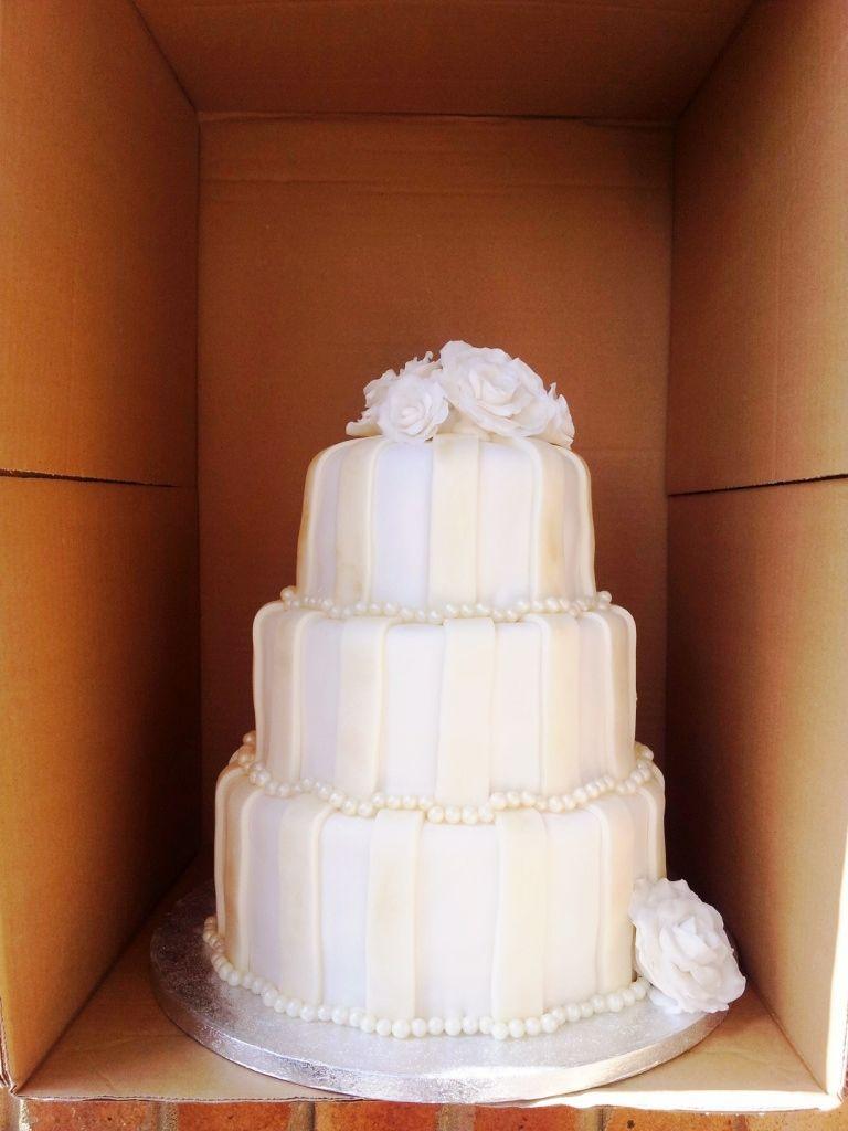 Diy Wedding Cake Part 6 Assembly And Transportation Httpwww