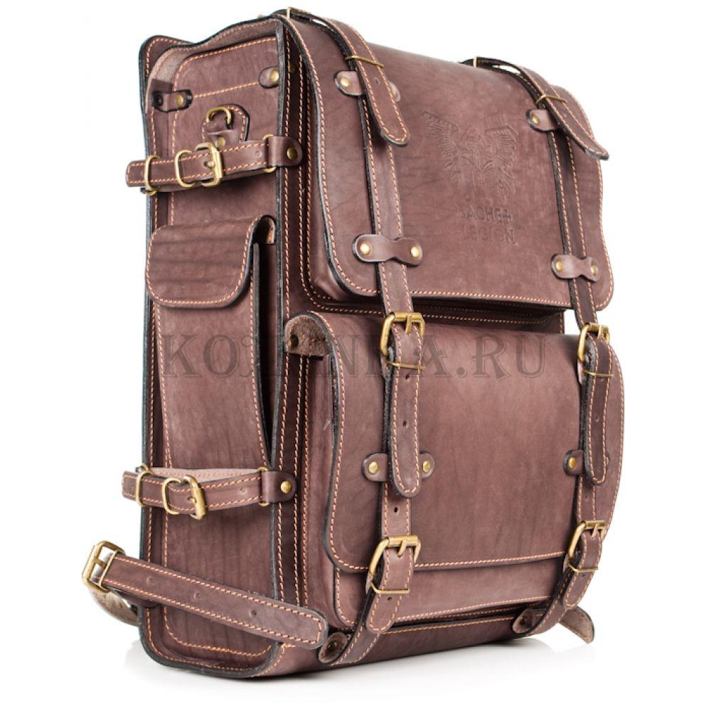 кожаный рюкзак спб 6