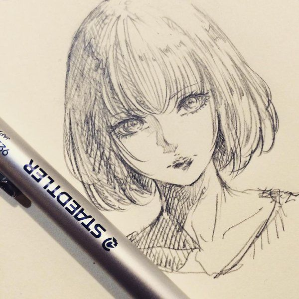 Media tweets by みつまよ mitsumayo anime drawings sketchesanime