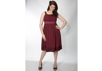 Short Bridesmaid Dresses For Plus Size Good Style For A Thin And
