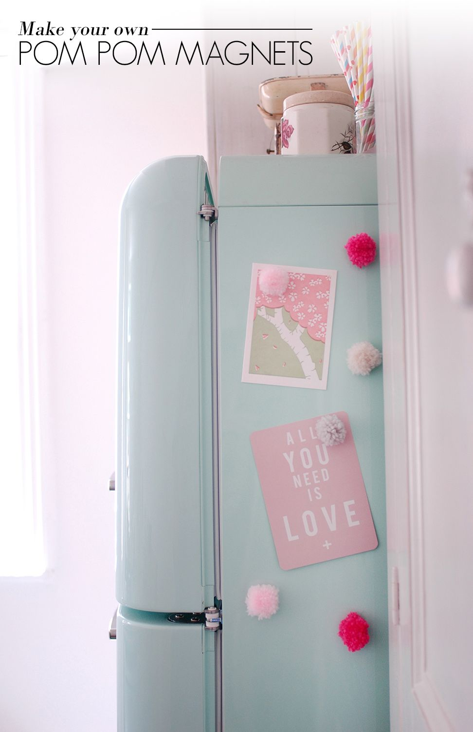 10 diy faciles r aliser pompom pinterest bricolage diy et bricolage d co. Black Bedroom Furniture Sets. Home Design Ideas
