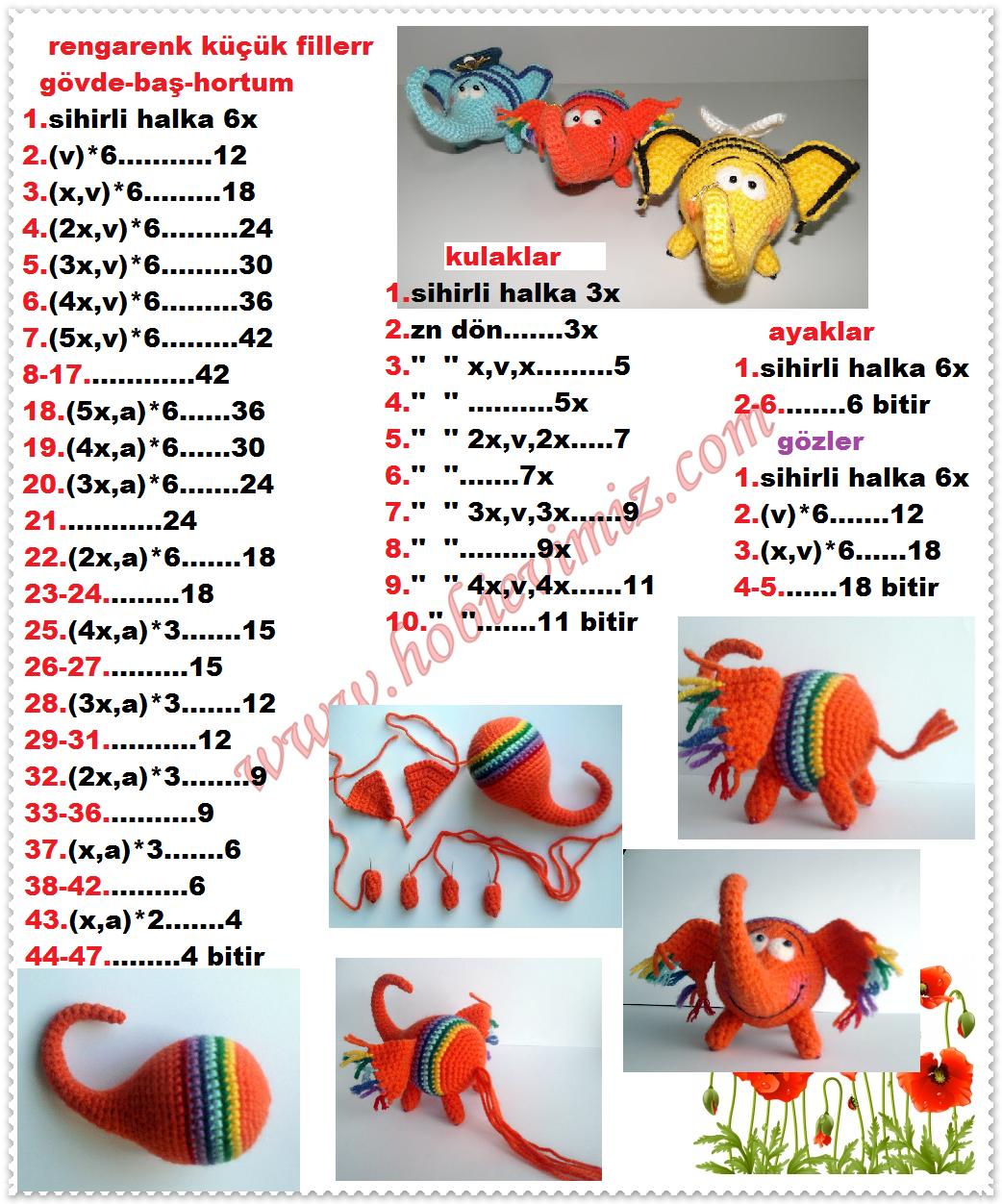 #crochetelephantpattern