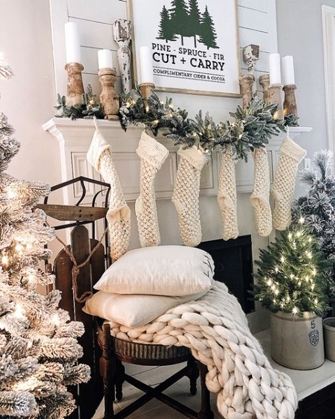 Christmas Home Tour 2018 - She Gave It A Go
