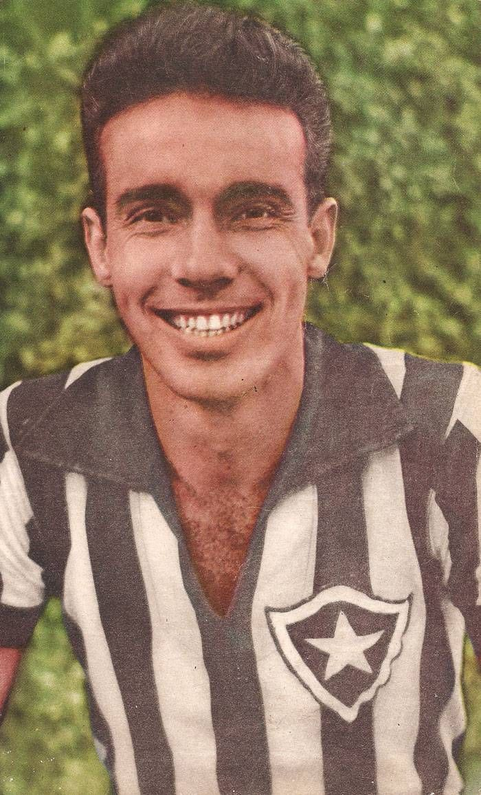 Zagallo in Botafogo  f24562819376e