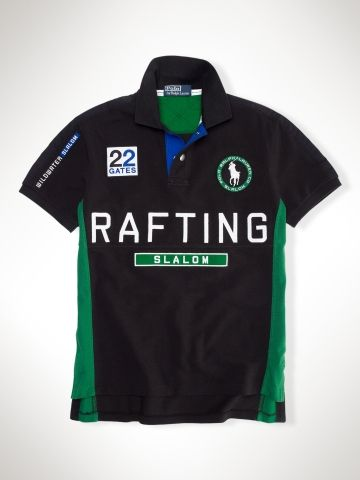 Polo Ralph Lauren Flag Rafting 22 T-Shirt 2125d46f246c
