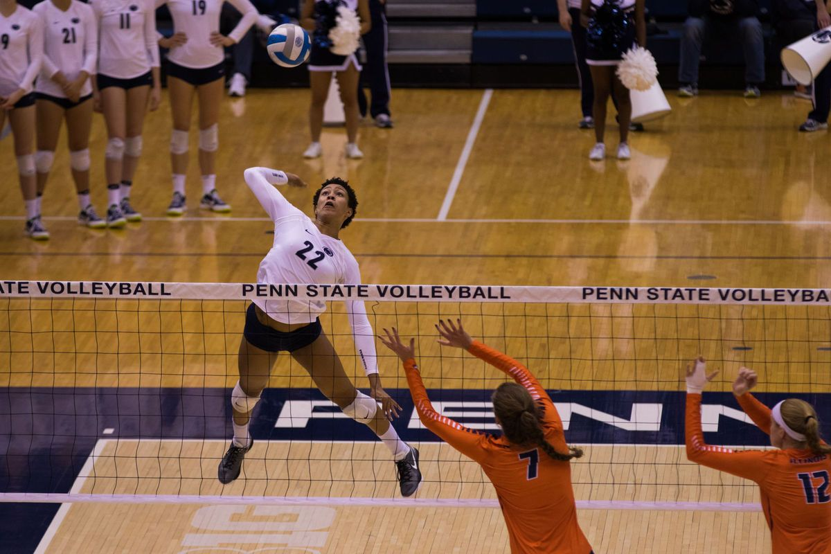 If Everything Goes According To Plan Penn State Women S Volleyball Will Earn Itself Another Ncaa Title Penn State Volleyball Volleyball News Volleyball
