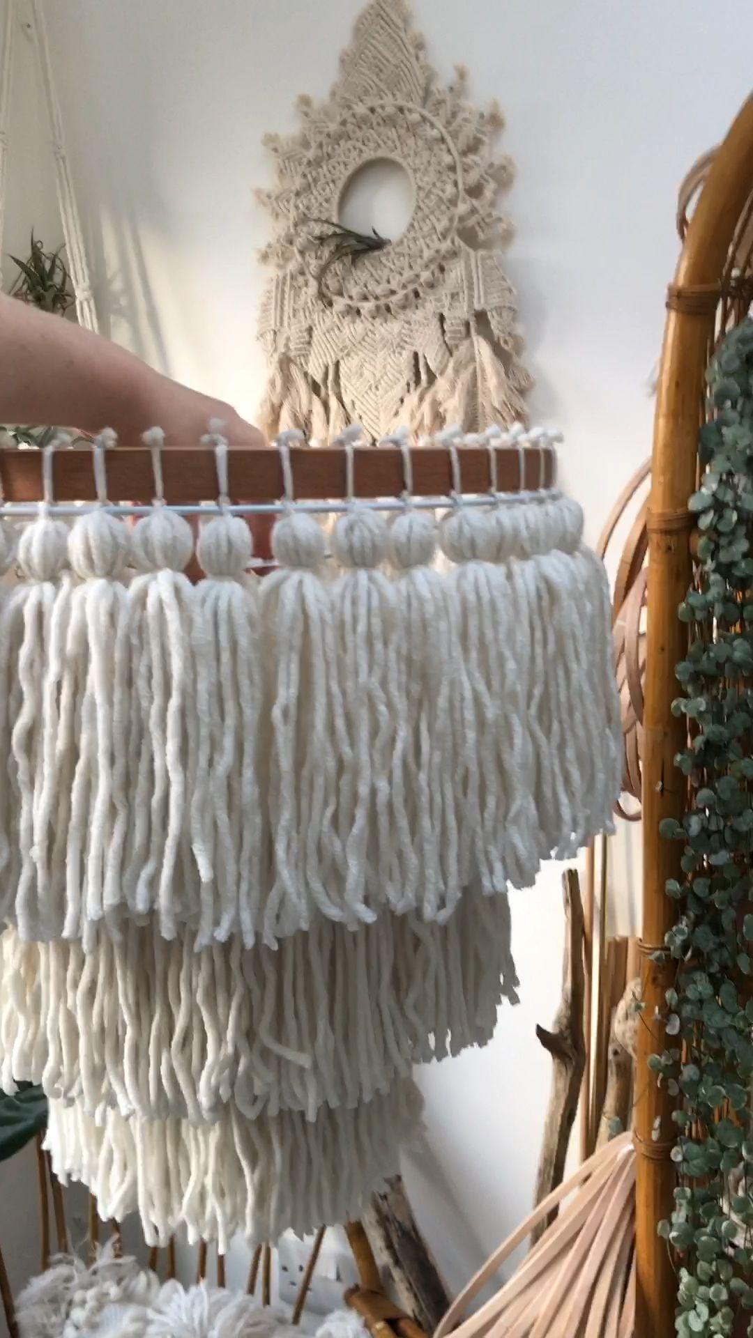 Photo of Tassel chandelier