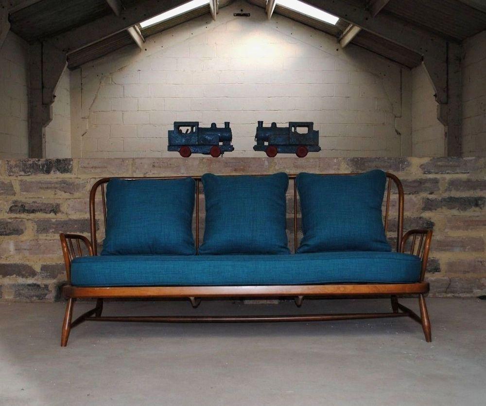 Ercol Vintage Jubilee Sofa Refurbished