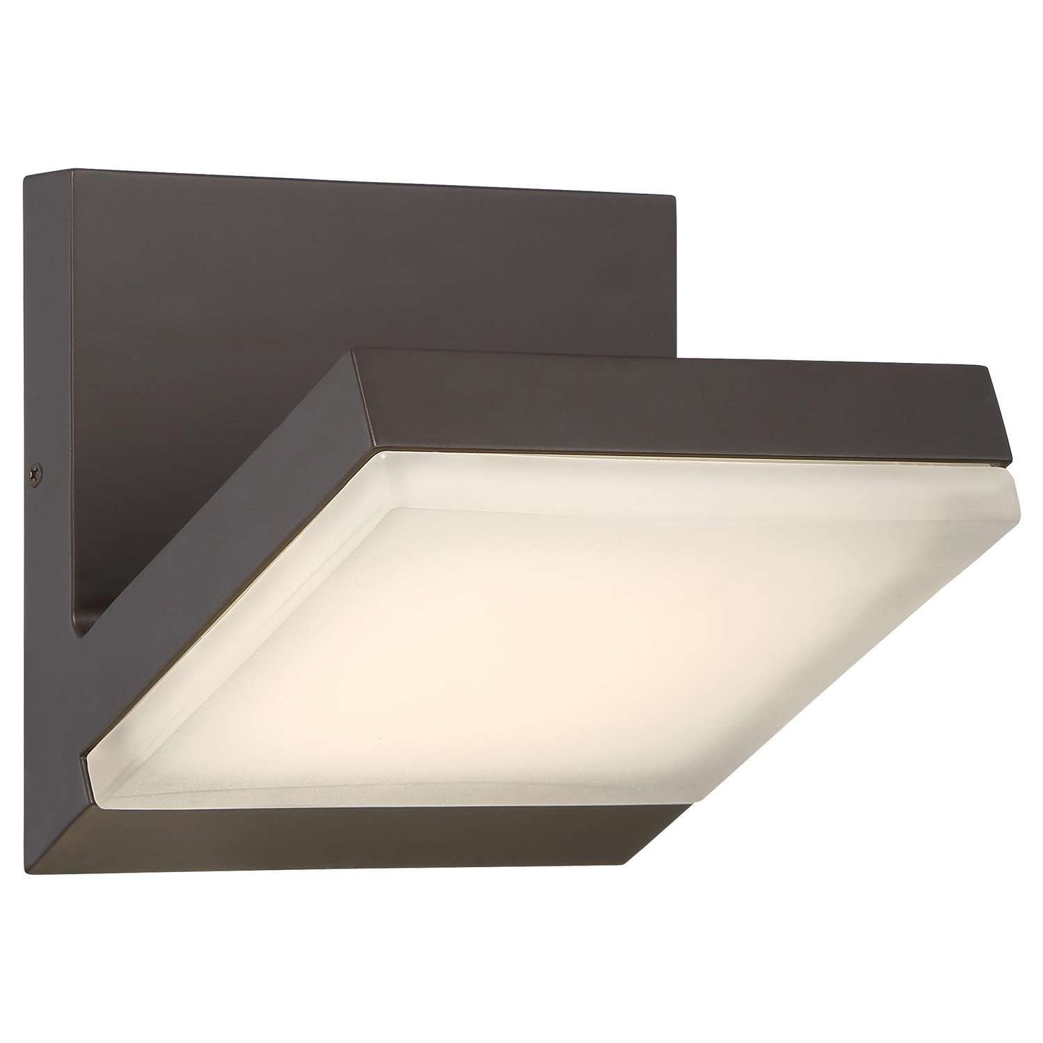 Angle LED Outdoor Wall Sconce