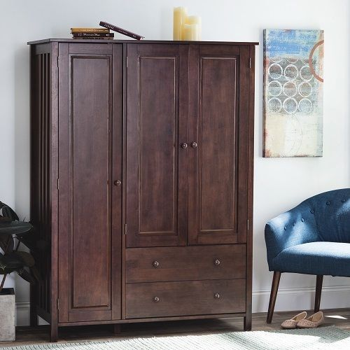 Exceptionnel Armoire Wardrobe · Wardrobe Closet Wood For Bedroom Storage ...
