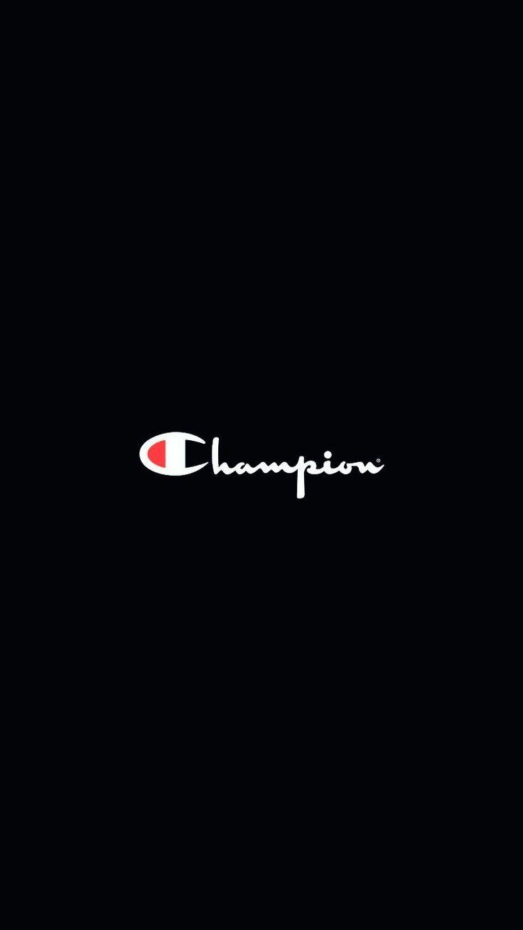Champion Hintergrundbild Wallpaper Iphone Champion
