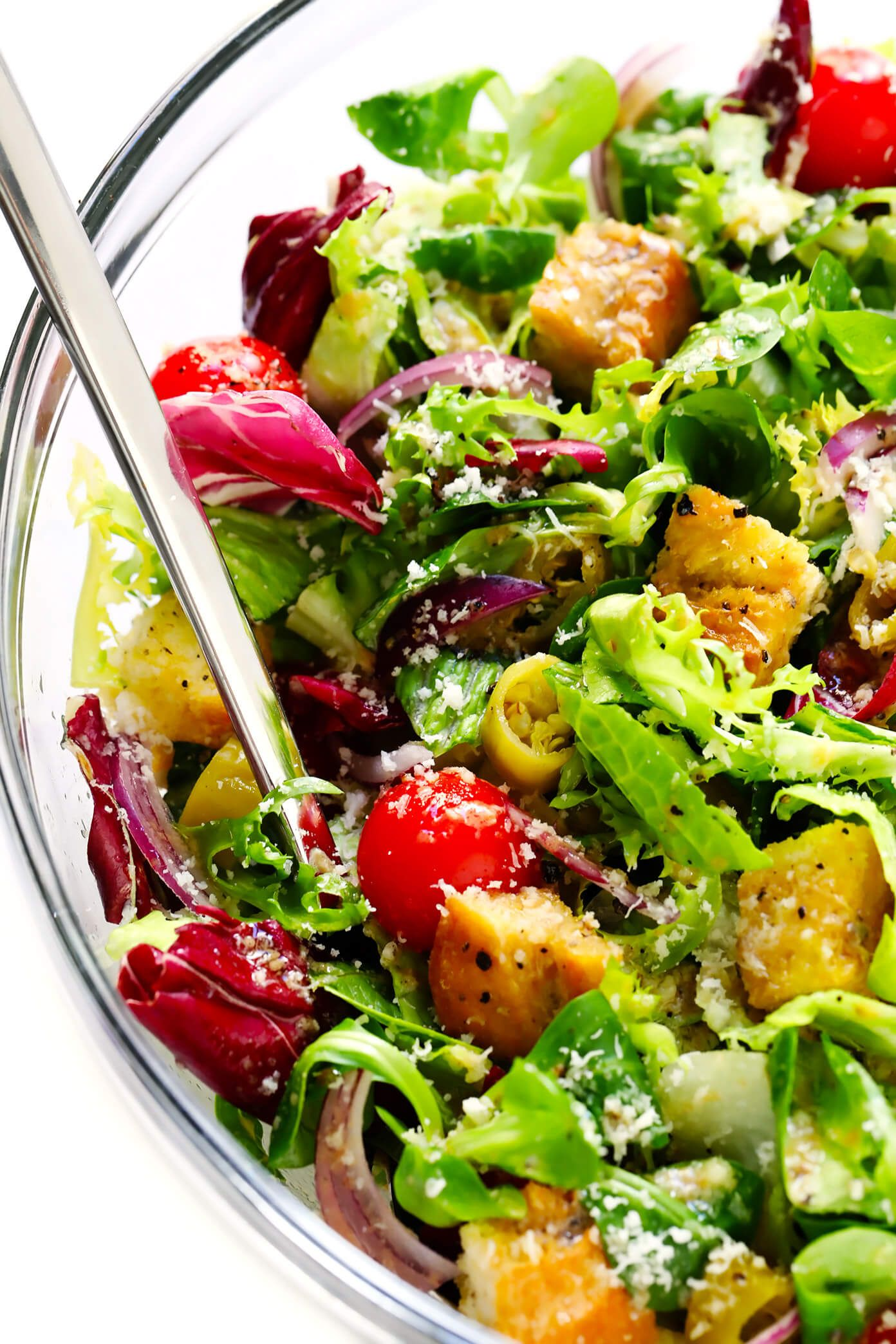 Everyday Italian Salad | Gimme Some Oven