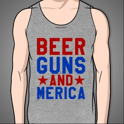 ba4b8c4ebf07ee Sweat Shirt · Tee Shirts · Beer Guns And Merica  American  pride  troops   red  white  blue