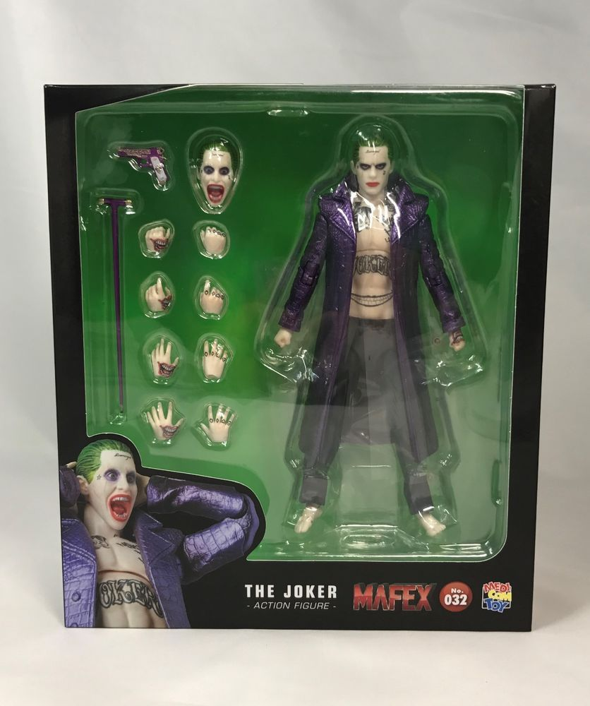 MAFEX Medicom Toy DC Universe No.032 The Joker Figure Suicide Squad Batman Japan #Medicom