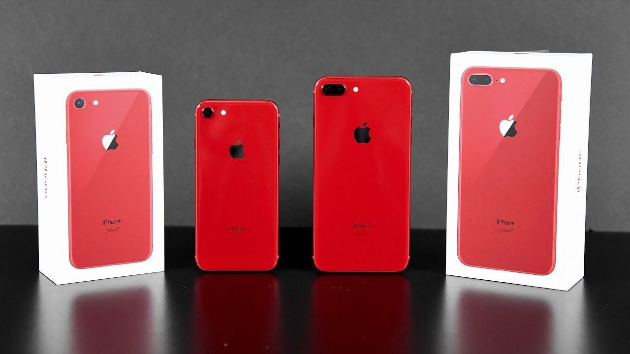 Apple Iphone 8 8 Plus Red Unboxing Review With Images Apple Iphone Iphone 8 Iphone Insurance