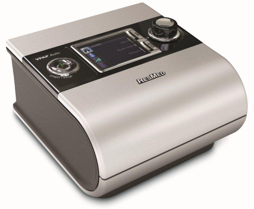 Resmed S9 Vpap Auto Cpap Cpap Machine What Causes Sleep Apnea