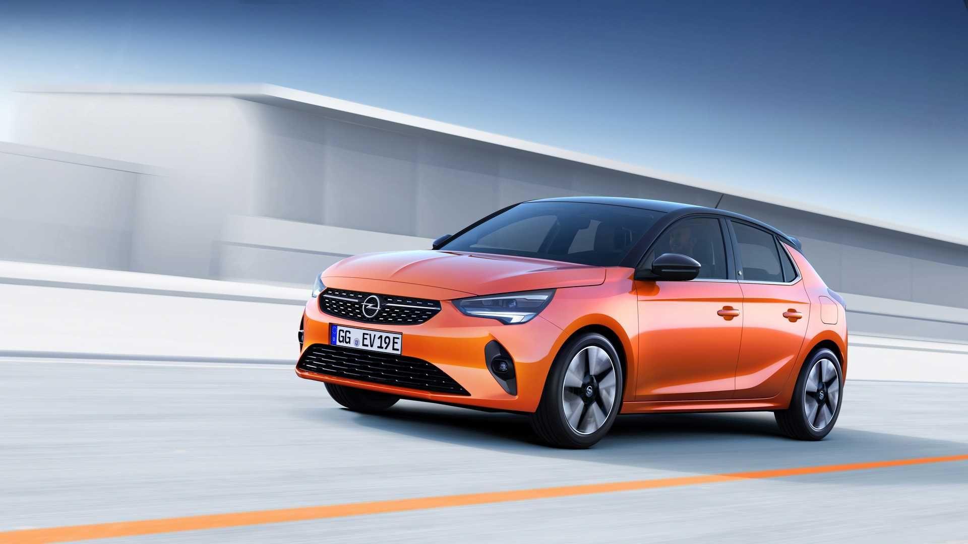 Opel CorsaE Revealed With Sharp Look, 205Mile Range