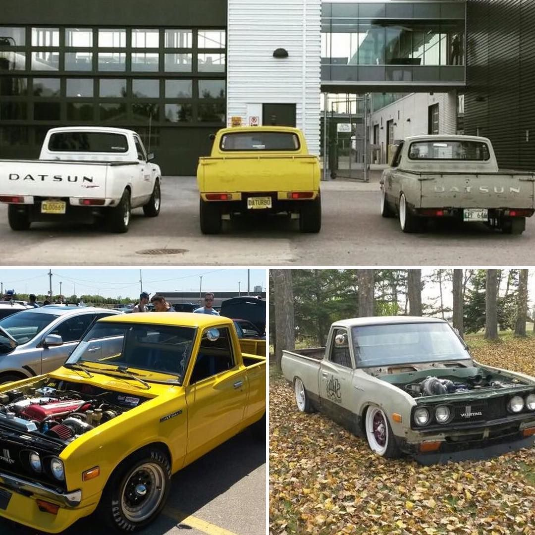 Drool Over Kyles620 Datsun Truck Collection Give Him A Follow