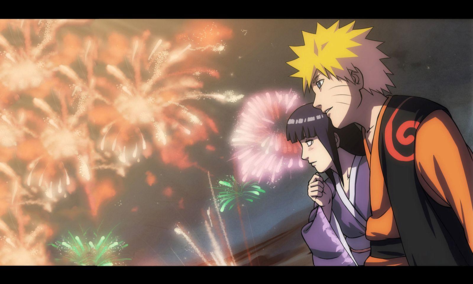 Anime Naruto Hinata Hyuga Naruto Uzumaki Wallpaper Liked