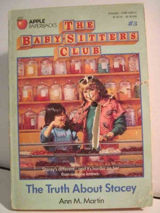 Literally the Best Thing Ever The Baby-sitters Club Pinterest