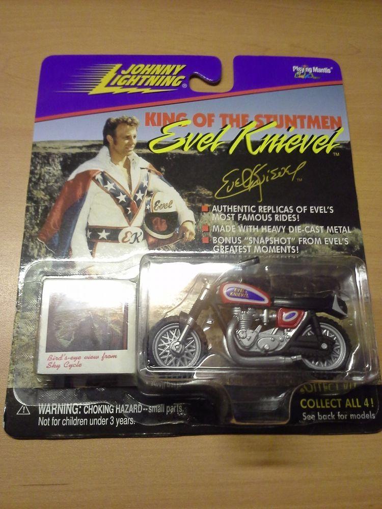 1998 Johnny Lighting Evel Knievel Caesar's Palace