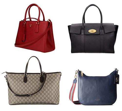 7df539fb31 Amazon Borse Firmate: Prada, Mulberry, Fendi, Marc Jacobs ed Altre ...