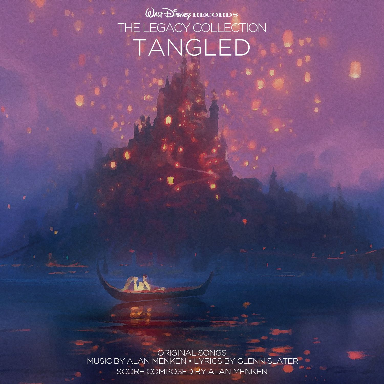 More custom artwork for 'Tangled' in the style of Disney's