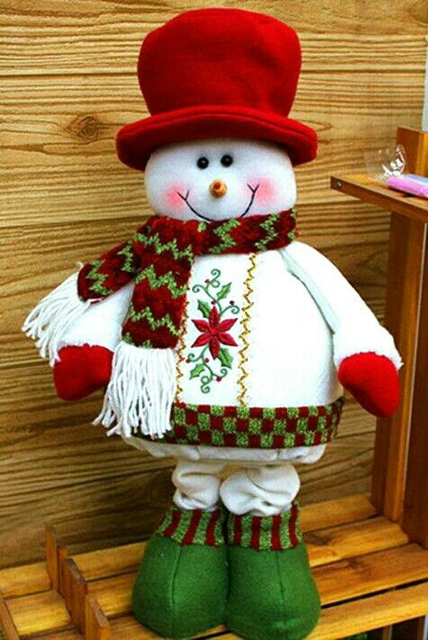 ☃Nieve☃ Navideña Pinterest Snowman, Navidad and Craft - decorative christmas trees