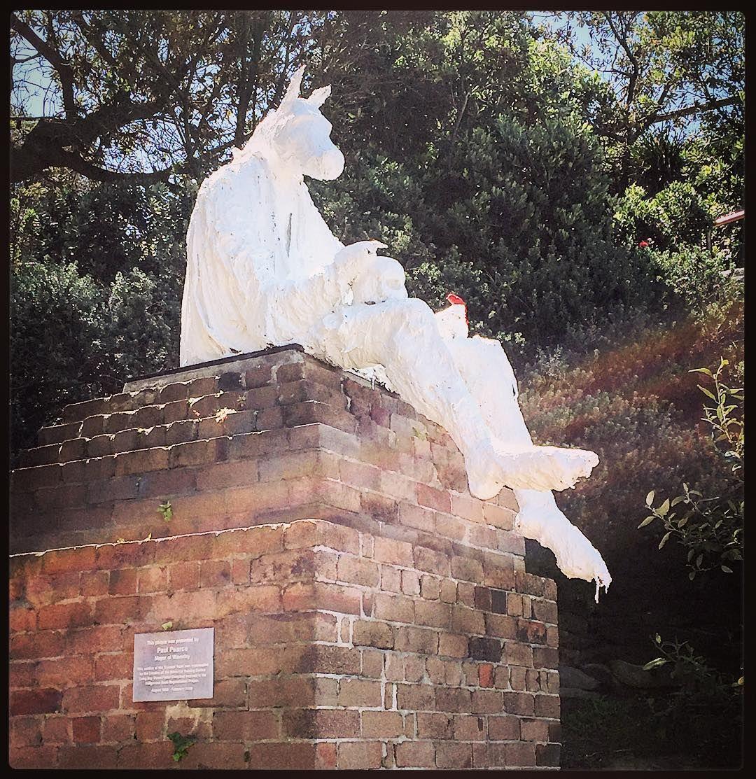 The sun shines on Hamlet's Lament #sculpturesbythesea #sculpture #hamlet #bondi #bondibeach #bondibeachsydney #sydney by djfattyd http://ift.tt/1KBxVYg