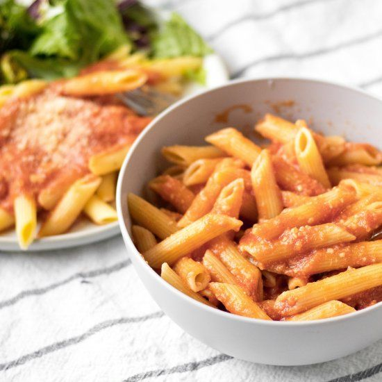 pink sauce pasta  #food #foodie #foodphotography #yummy #delicious #foodblogger #foodlover #foodgasm #dinner #healthyfood #foodies #lunch #restaurant #tasty #eat #healthy #homemadenbsp #breakfast