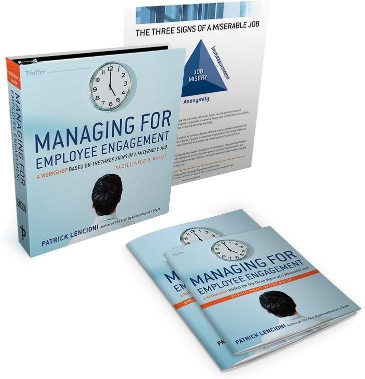 Managing for Employee Engagement - Facilitator Set