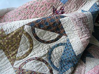 Piece and Applique Quilt