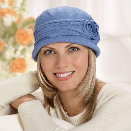 cotton knit cloche hats 7824b5155ff3