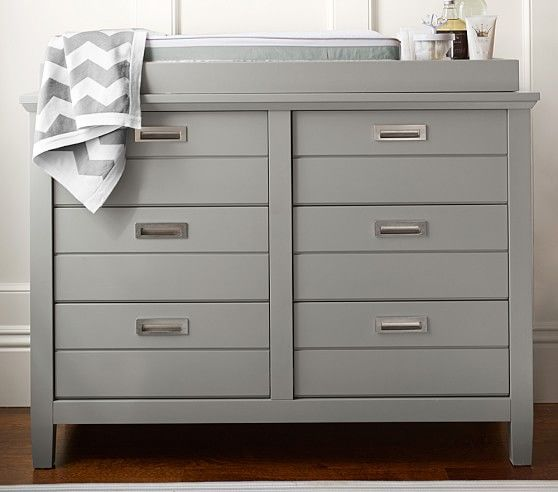 Emery Dresser & Topper Set