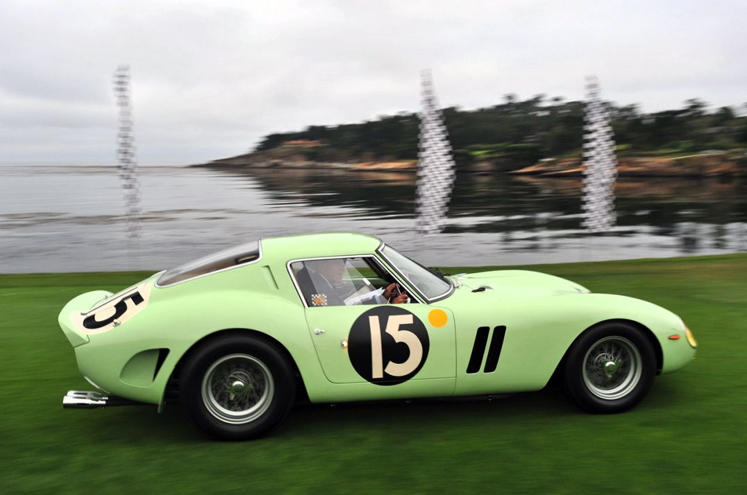 most expensive car ever sold 1962 ferrari 250 gto chassis 3505gt built for sterling moss. Black Bedroom Furniture Sets. Home Design Ideas