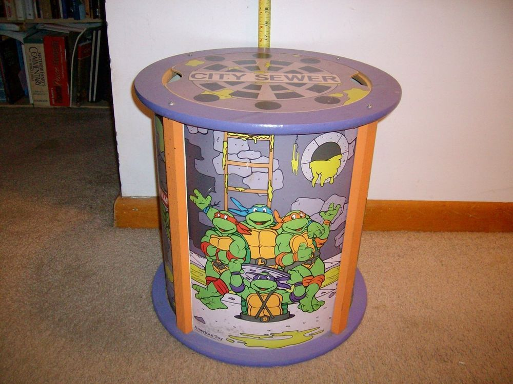 Tmnt Teenage Mutant Ninja Turtles City Sewer Toybox