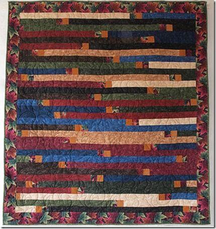 ❤ =^..^= ❤ Quilts + Color: Potato Chip Quilt by Robyn McPherson ... : potato chip quilt pattern - Adamdwight.com