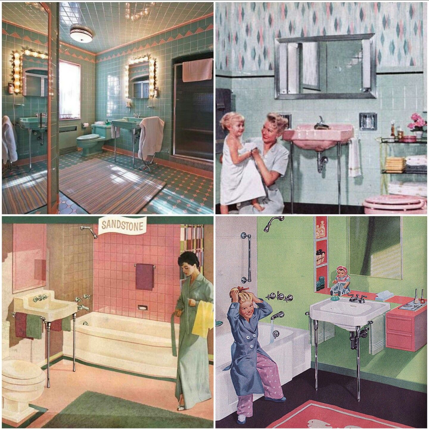 Pin By Adam Hudson On Retro House Designs 40s 50s 60s