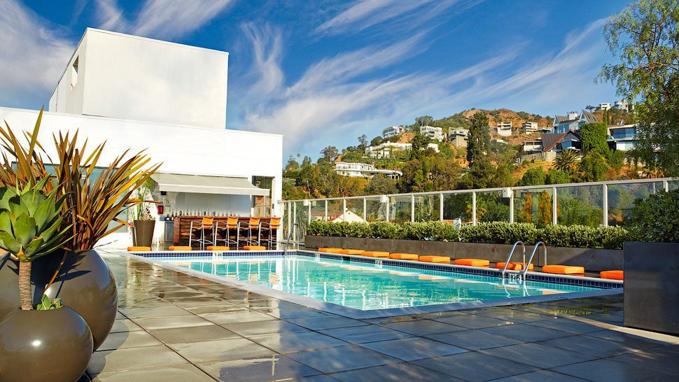 Andaz West Hollywood Top Luxury Hotel In Greater Los Angeles