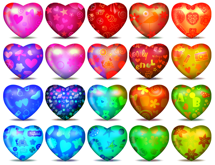 Heart Icon For Facebook Tumblr And Twitter Heart Icons Clip Art Icon