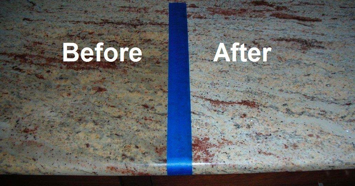 How To Clean Granite Countertops Cleaning Granite Countertops