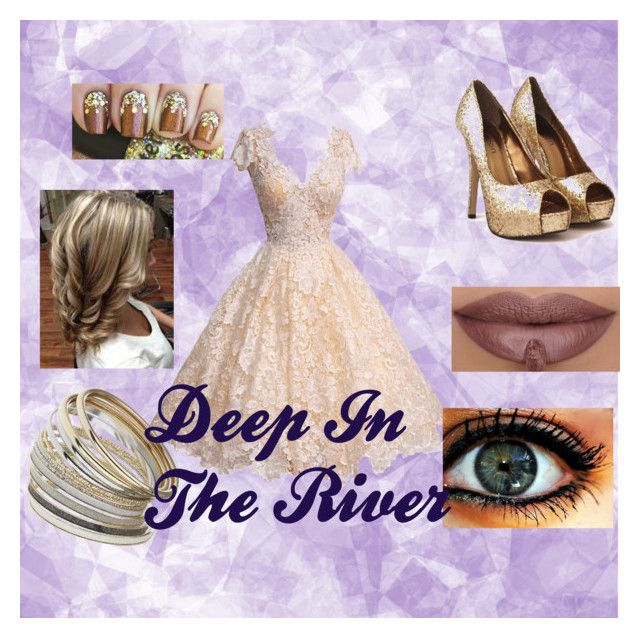 """""""Deep In The River"""" by o-hugsandkisses-x ❤ liked on Polyvore featuring Anastasia Beverly Hills and Miss Selfridge"""