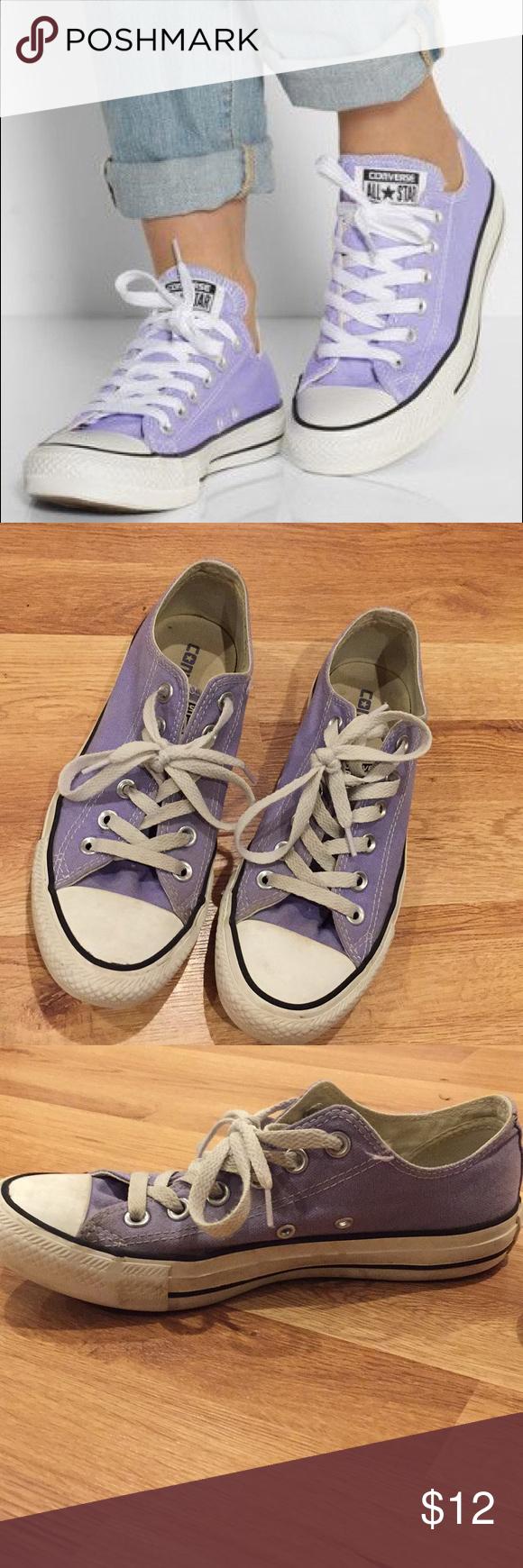 71cc429ceeff All-Star CONVERSE Light Purple Size 7 Light purple converse! Size 7 US  women s