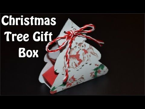 DIY How to make an origami christmas tree gift box – Printable box Brad din hartie – Cutie cadou de craciun – Origami tutorial Scatola regalo per natale You can …