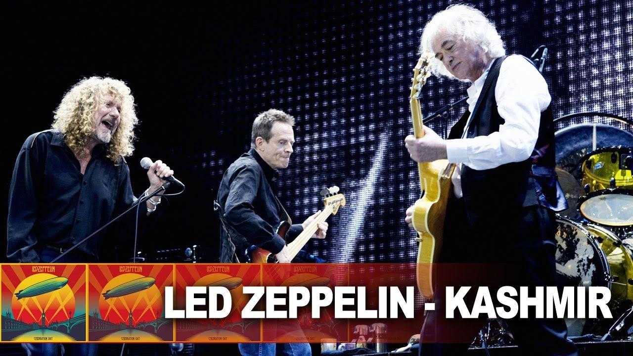 Led Zeppelin Kashmir Celebration Day Led Zeppelin Kashmir