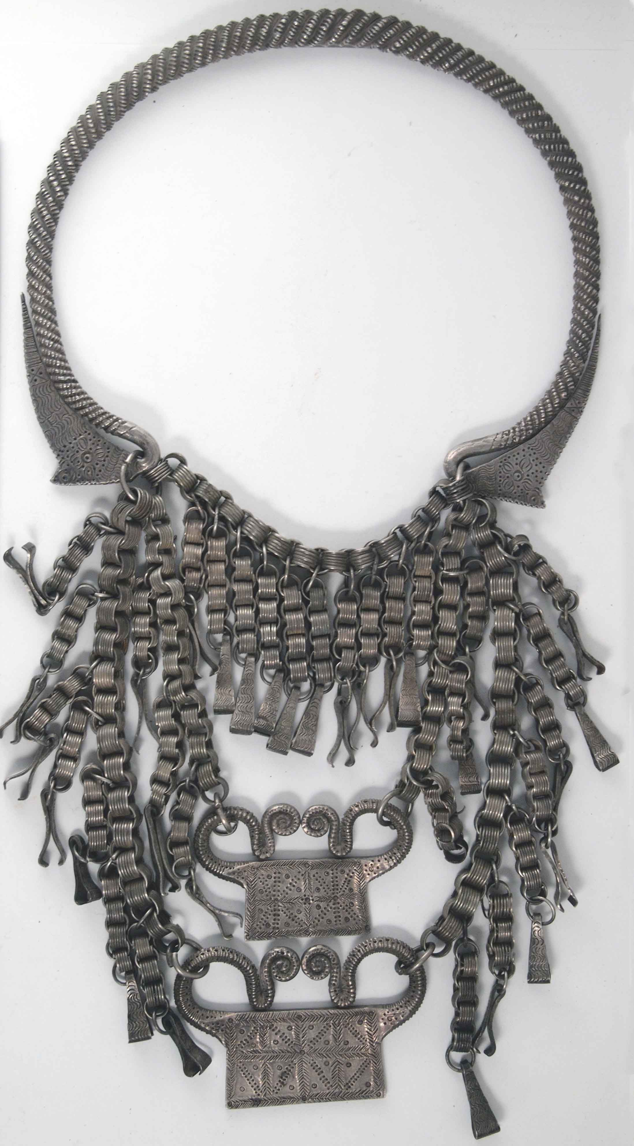 Lock Hmong Design Necklaces Locks - Year of Clean Water