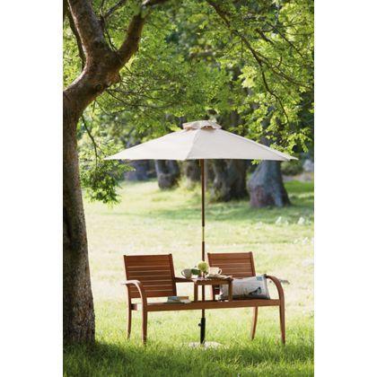 peru garden 2 seater wooden companion seat - Garden Furniture 2015 Uk