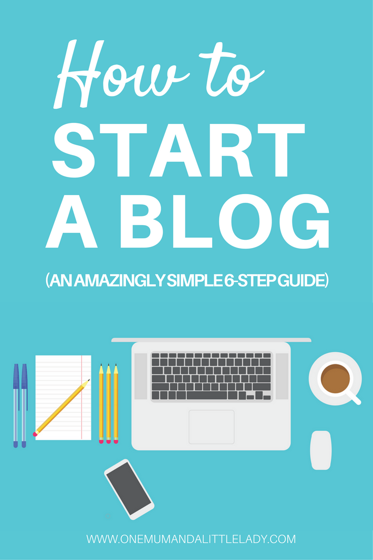 how to start a good blog