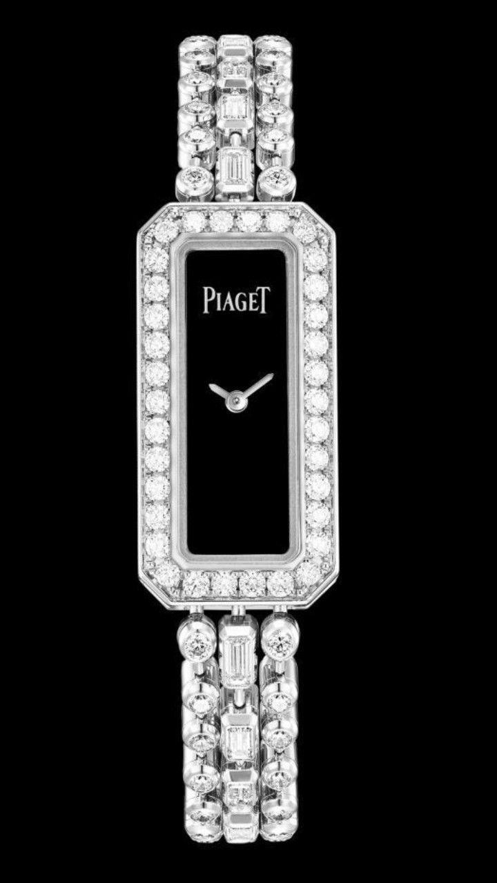 a8b44bb20a0 PIAGET Limelight Diamonds Watch -G0A40206- Emerald-shaped watch